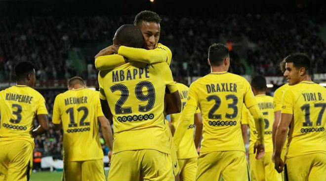 Metz - PSG: Thẻ đỏ oan nghiệt, tam tấu 465 triệu euro hủy diệt - 1