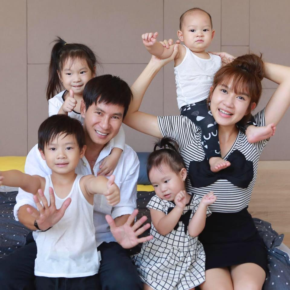 """Jennifer Phạm, vợ Lý Hải...3, 4 con vẫn đẹp """"đốn tim"""" đấng mày râu - 7"""