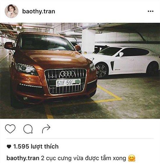 """Bảo Thy - """"đại gia ngầm"""" của showbiz Việt có tài sản siêu """"khủng"""" - 4"""
