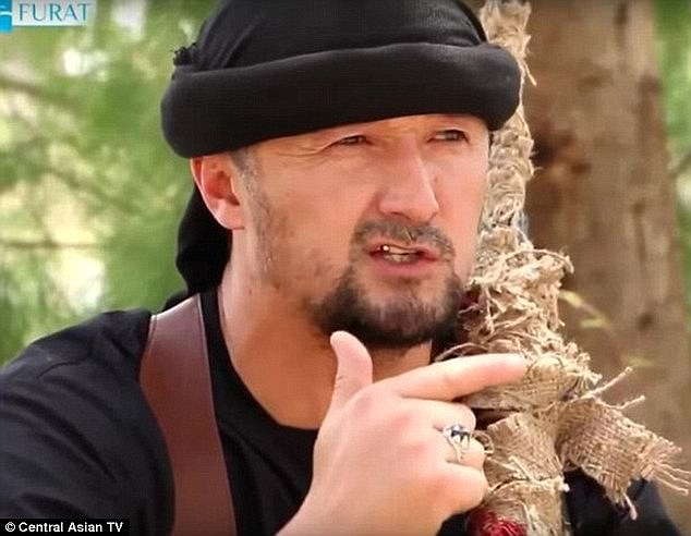 """Nga dội bom, """"nướng chín"""" 4 chỉ huy cấp cao khủng bố IS - 2"""