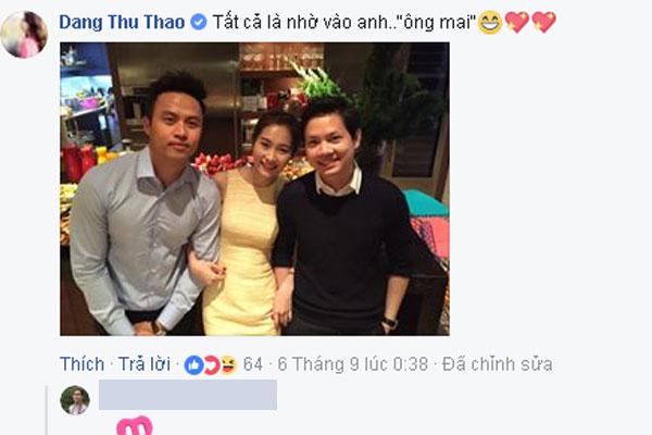 """Chân dung """"ông mai"""" giàu có giúp HH Thu Thảo lấy được chồng đại gia - 2"""