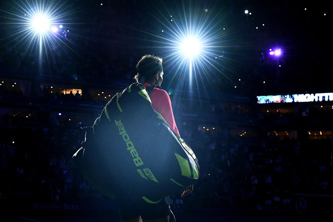 US Open: Nadal ra loạt đòn hảo hạng, Del Potro thất thần - 1