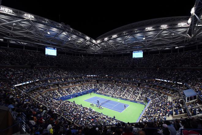 US Open: Nadal ra loạt đòn hảo hạng, Del Potro thất thần - 2