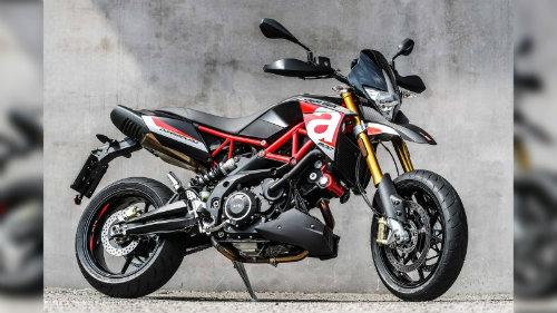 2018 Aprilia Dorsudoro đủ sức đấu Ducati Hypermotard - 2