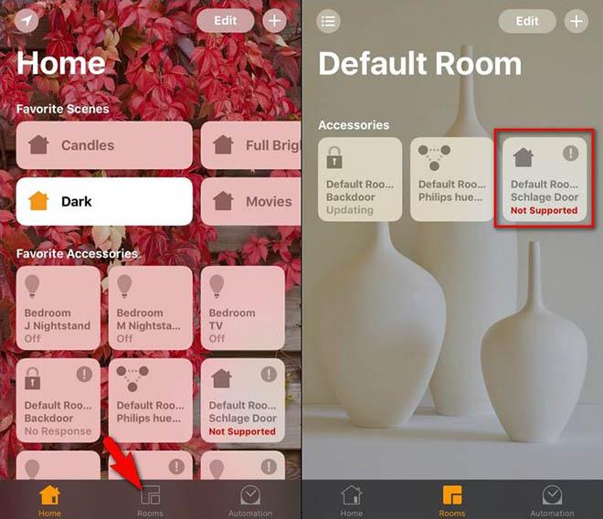 Làm chủ tính năng HomeKit trên Apple Home bằng thiết bị iOS - 2