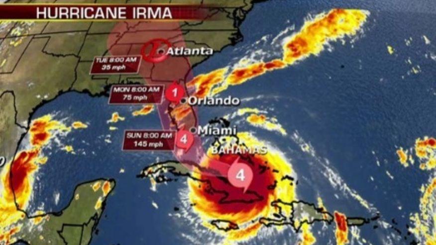 Mỹ: Cuộc sơ tán lớn nhất lịch sử tránh siêu bão mạnh như hạt nhân - 4
