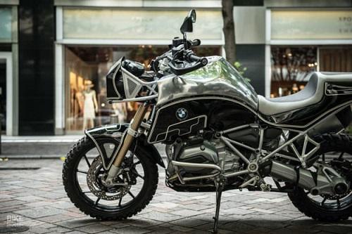 BMW R 1200 GS bản độ hoàn hảo cho dân mê phượt - 1