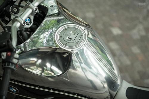 BMW R 1200 GS bản độ hoàn hảo cho dân mê phượt - 5