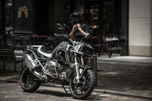 BMW R 1200 GS bản độ hoàn hảo cho dân mê phượt - 8