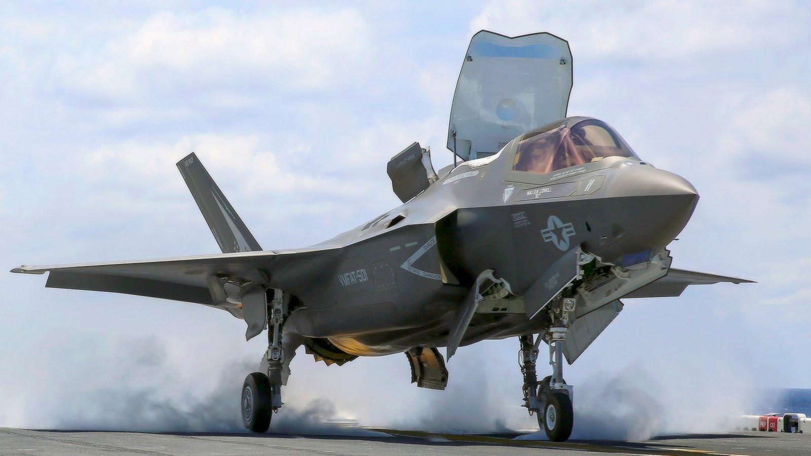 Chiến hạm Mỹ mang chiến đấu cơ F-35 áp sát Triều Tiên - 2