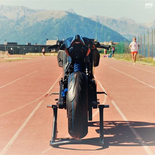 Tesio Buell XB12 Firebolt: Viễn cảnh tương lai của xế độ - 6