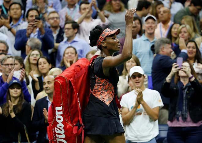Tin HOT thể thao 9/9: Venus Williams tính chuyện giải nghệ - 1