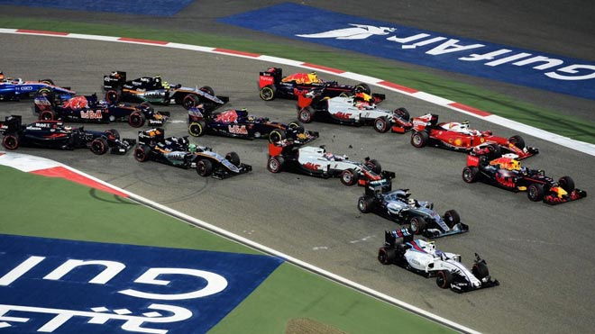 Đua xe F1: Công nghệ tối tân nhưng luật lệ lỗi thời - 4