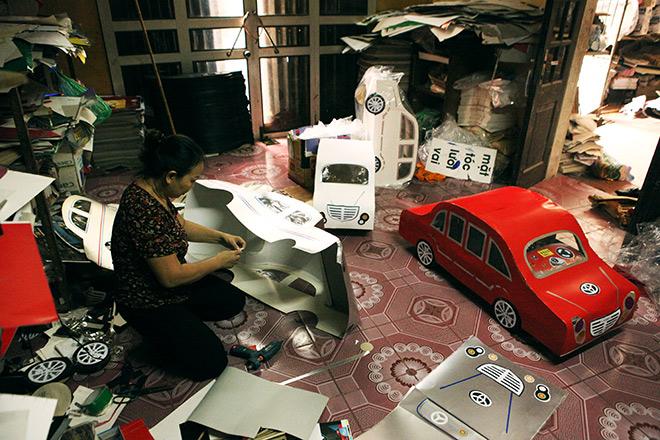 """Đột nhập """"thủ phủ"""" sản xuất """"xe Camry, Lexus"""" lớn nhất Việt Nam - 5"""