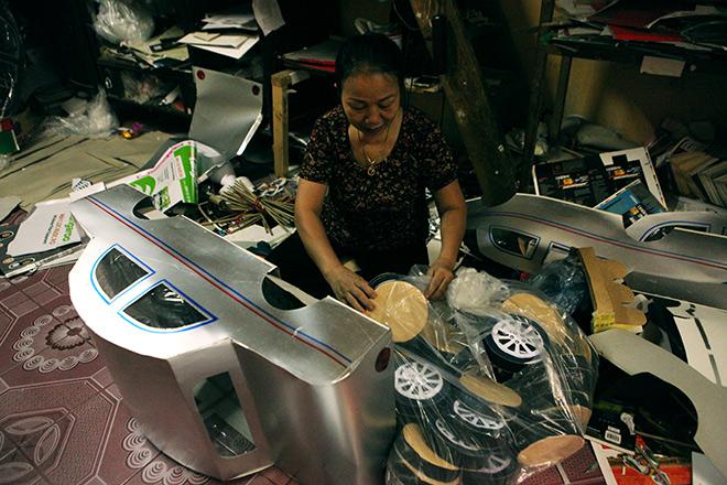 """Đột nhập """"thủ phủ"""" sản xuất """"xe Camry, Lexus"""" lớn nhất Việt Nam - 12"""