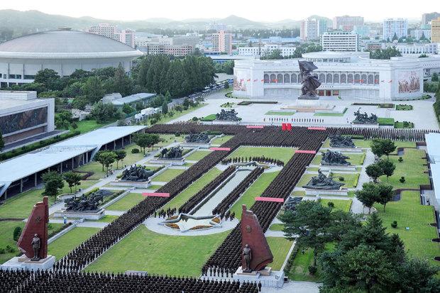 Báo Anh: Thủ đô Triều Tiên vắng ngắt, nghi sơ tán dân? - 2
