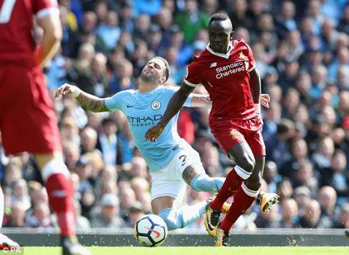 """Chi tiết Man City - Liverpool: Siêu phẩm """"chốt sổ"""" (KT) - 3"""