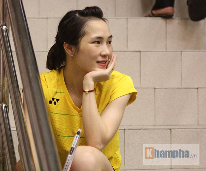 Vũ Thị Trang làm nên lịch sử, Tiến Minh khen vợ nức nở - 6
