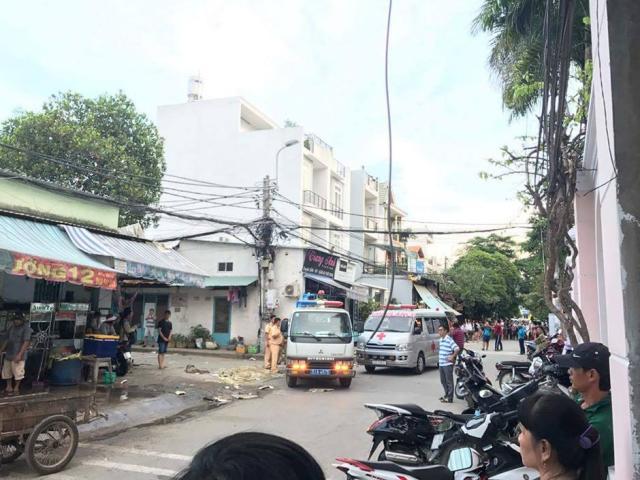 Hai công nhân chết tức tưởi trên đường về nhà trọ - 2