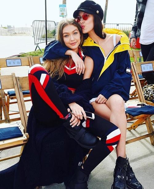 Cặp chị em đẹp và giàu nhất Hollywood ngày càng sexy tới ngạt thở - 1