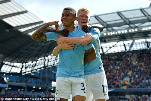 """Chi tiết Man City - Liverpool: Siêu phẩm """"chốt sổ"""" (KT) - 9"""