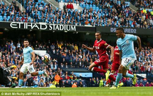"""Chi tiết Man City - Liverpool: Siêu phẩm """"chốt sổ"""" (KT) - 8"""