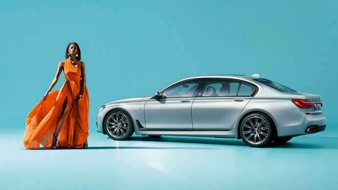 BMW 7-Series Edition 40 Jahre: bản đặc biệt cực hiếm - 2