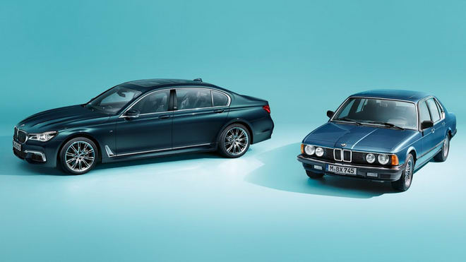 BMW 7-Series Edition 40 Jahre: bản đặc biệt cực hiếm - 6