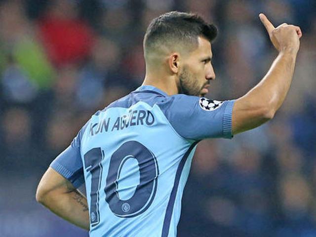 Aguero hủy diệt Liverpool, vượt huyền thoại MU vào lịch sử Ngoại hạng Anh