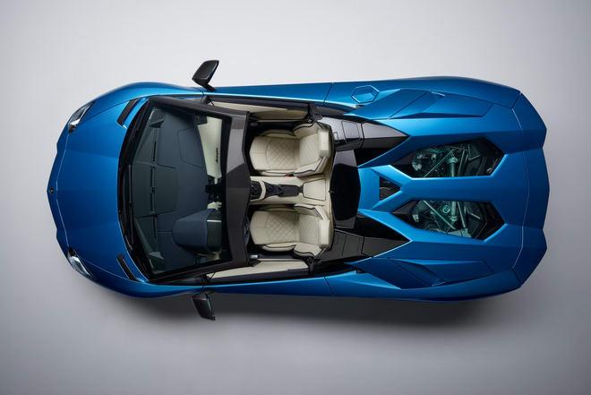Lamborghini Aventador S Roadster giá từ 8,6 tỷ đồng - 2