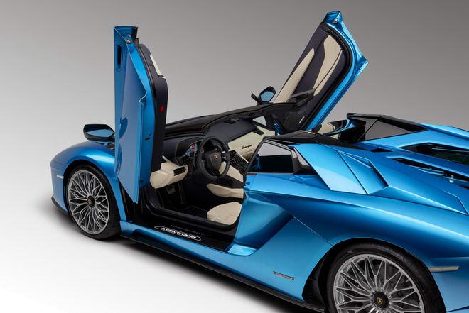 Lamborghini Aventador S Roadster giá từ 8,6 tỷ đồng - 5