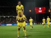 Bóng đá - Metz - PSG: Thẻ đỏ oan nghiệt, tam tấu 465 triệu euro hủy diệt