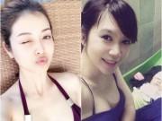 """Jennifer Phạm, vợ Lý Hải...3, 4 con vẫn đẹp  """" đốn tim """"  đấng mày râu"""