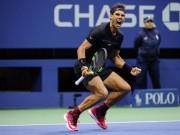 """Thể thao - Fan tung hô Nadal: Đẳng cấp số 1 thế giới, """"dạy dỗ"""" Del Potro quá đỉnh"""