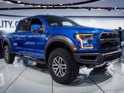 """Tin tức ô tô - """"Siêu bán tải"""" Ford F-150 Raptor 2017 thứ 5 cập bến Việt Nam"""