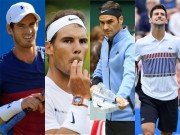 """Thể thao - Nadal sắp có 16 Grand Slam, áp sát Federer: """"Đội ơn"""" Djokovic, Murray"""