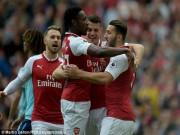 Bóng đá - Arsenal - Bournemouth: Tấn công mãnh liệt, song sát lên tiếng