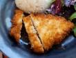 Đổi bữa với thịt gà cốt lết kiểu Nhật giòn rụm bé thích mê