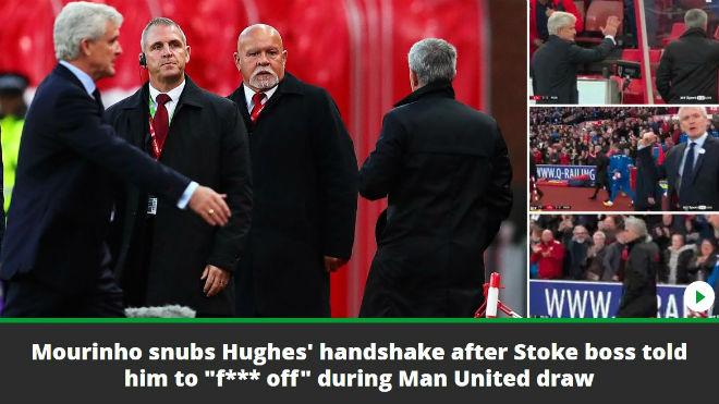 """Báo chí Anh: SAO """"0 đồng"""" hạ MU, Mourinho bị chê khiếm nhã - 3"""