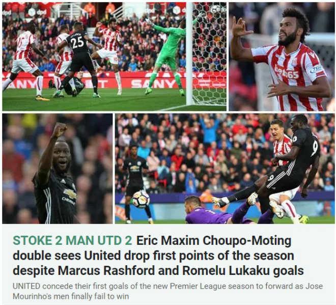 """Báo chí Anh: SAO """"0 đồng"""" hạ MU, Mourinho bị chê khiếm nhã - 2"""
