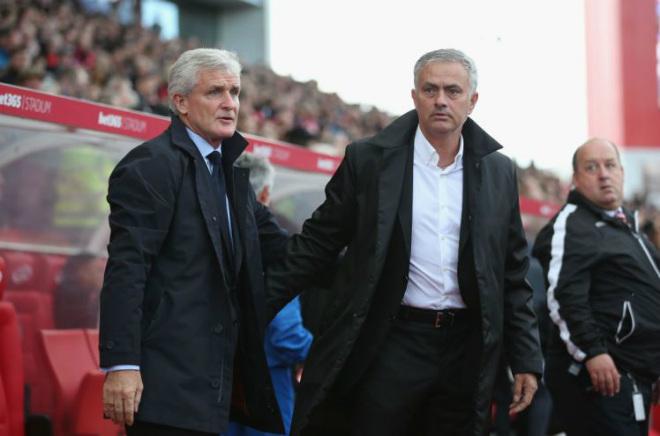 MU bị cầm hòa đau đớn, Mourinho không lo mất ngôi đầu bảng - 1