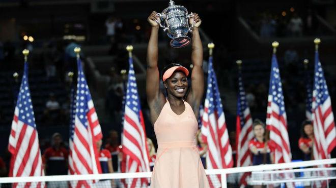 """Gây sốc vô địch US Open, """"tiểu Serena"""" muốn... giải nghệ - 1"""