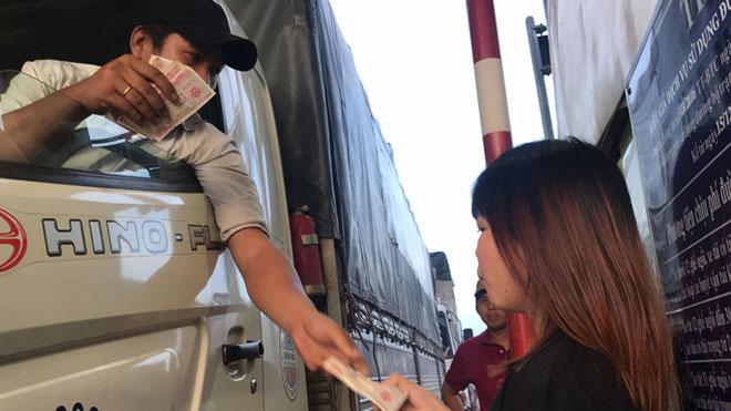 Toàn cảnh trạm thu phí BOT Biên Hòa xả trạm - 8