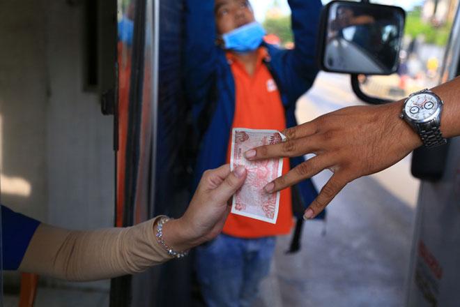 Toàn cảnh trạm thu phí BOT Biên Hòa xả trạm - 2