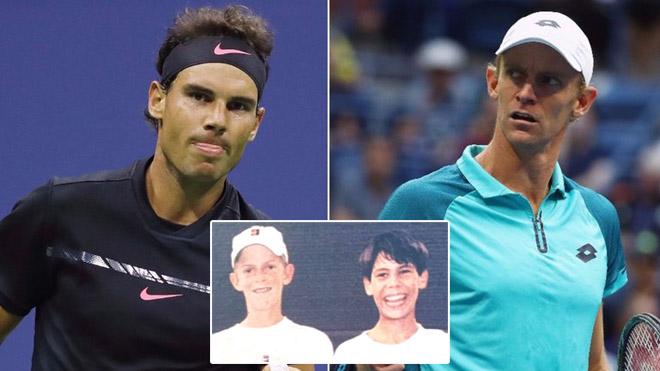 Chung kết US Open Nadal - Anderson: Huyền thoại và chuyện cổ tích - 1