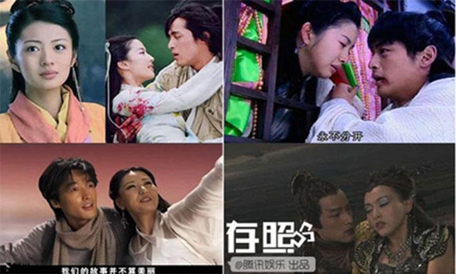 """Cái kết trùng hợp """"đáng sợ"""" của loạt trai xinh, gái đẹp Hoa ngữ - 2"""