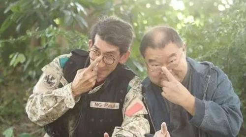 Cuộc sống chật vật của sao nam xấu nhất màn ảnh Hong Kong - 5
