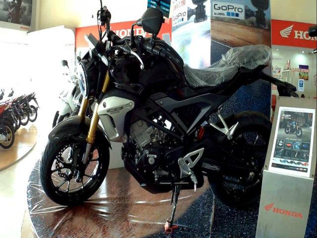 Honda CB150R ExMotion về đại lý, sẽ sớm tới Việt Nam?