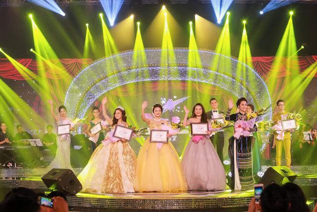 Cô gái xinh như Hoa hậu vào chung kết xếp hạng Sao mai 2017 dòng thính phòng - 2