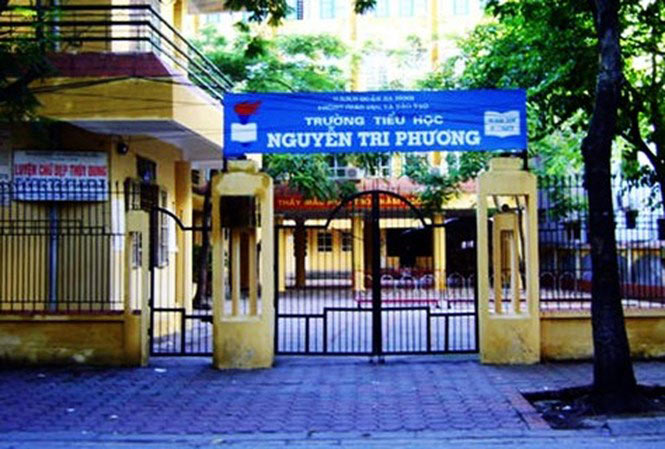 Chủ tịch Hà Nội yêu cầu làm rõ vụ giáo viên đánh 11 học sinh - 1